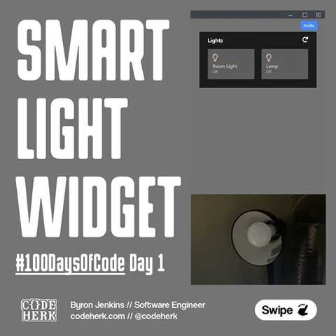 Smart Light Widget